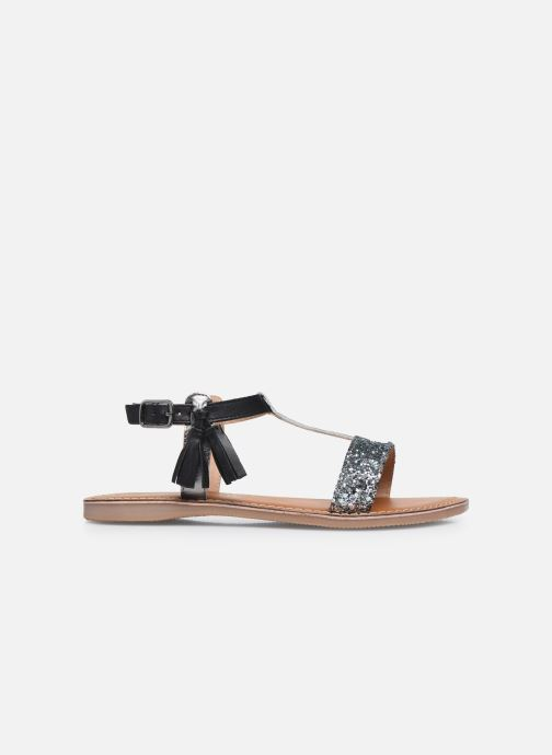 Sandali e scarpe aperte L'Atelier Tropézien Sandales IL112E Grigio immagine posteriore