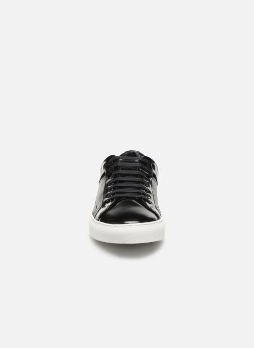 Baskets Hugo Futurism Tenn ltbo Noir vue portées chaussures