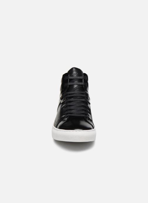 Baskets Hugo Futurism Hito ltbo Noir vue portées chaussures