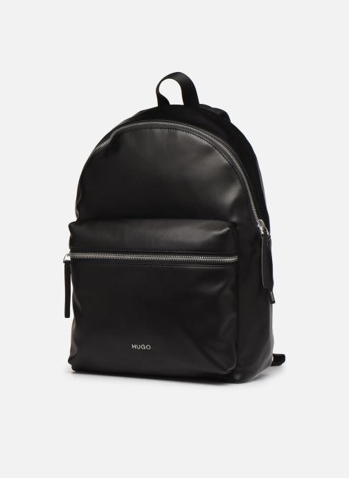 Sacs à dos Hugo Rocket Backpack Noir vue portées chaussures