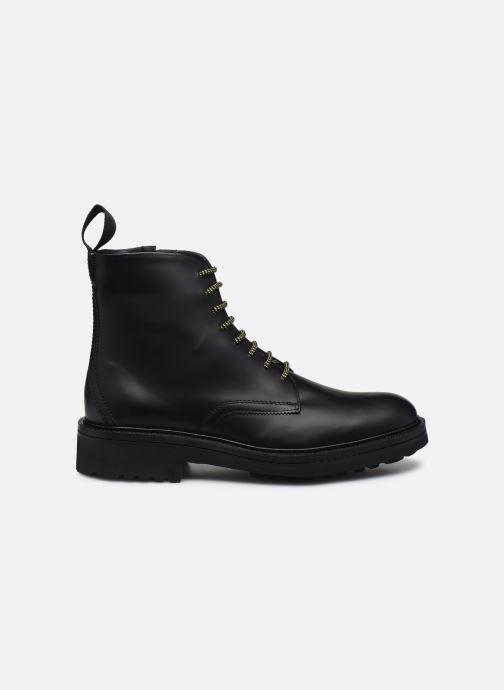 Bottines et boots Hugo Impact Halb bo1 Noir vue derrière