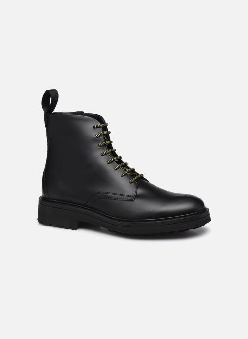 Bottines et boots Hugo Impact Halb bo1 Noir vue détail/paire