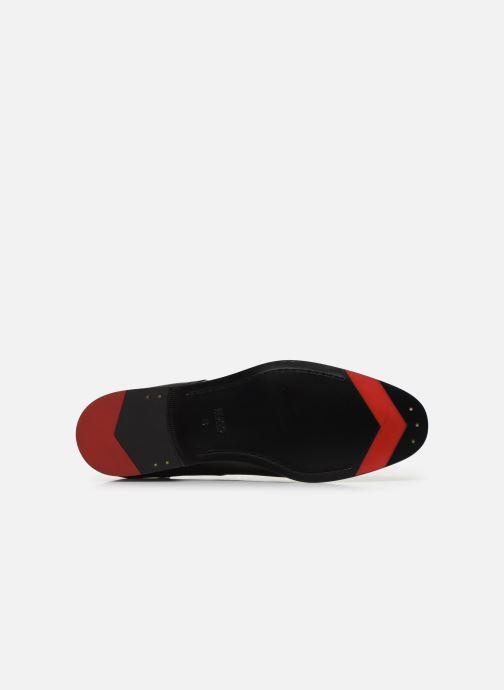 Chaussures à lacets Hugo Midtown Derb ltpr Noir vue haut
