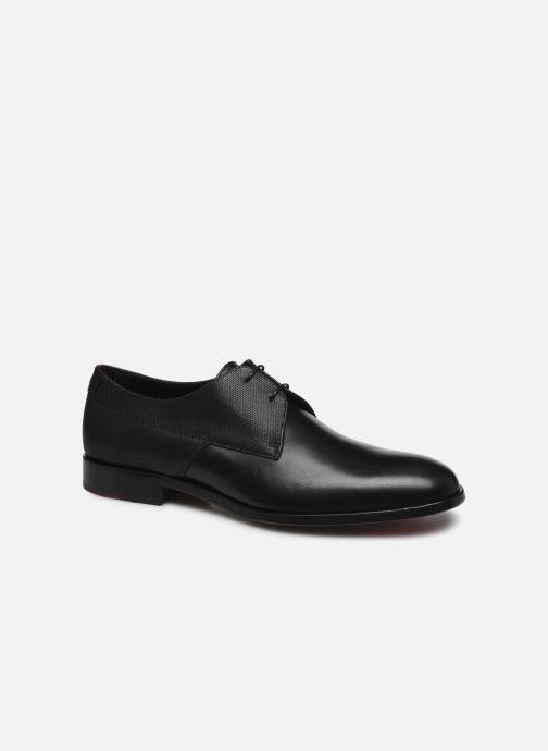 Chaussures à lacets Hugo Midtown Derb ltpr Noir vue détail/paire