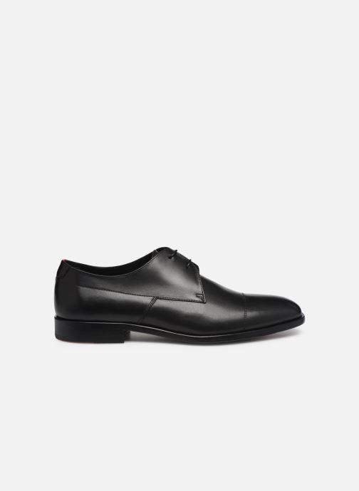 Chaussures à lacets Hugo Midtown Derb buct Noir vue derrière