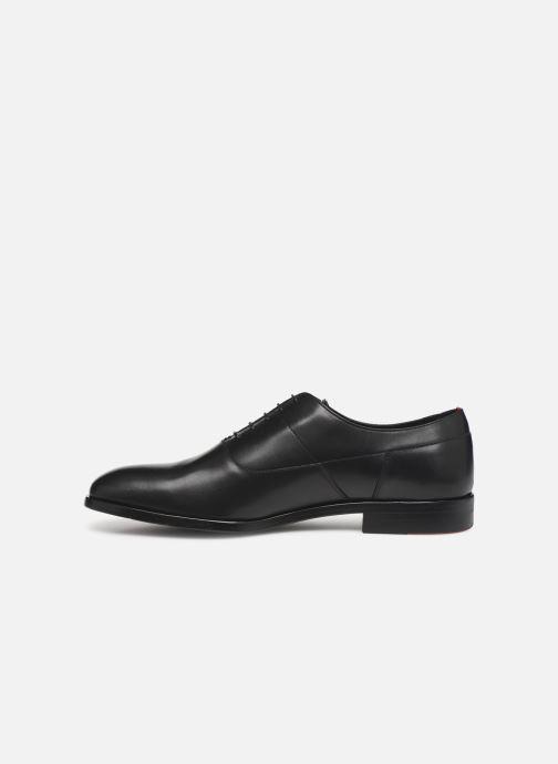 Chaussures à lacets Hugo Midtown Oxfr bu Noir vue face