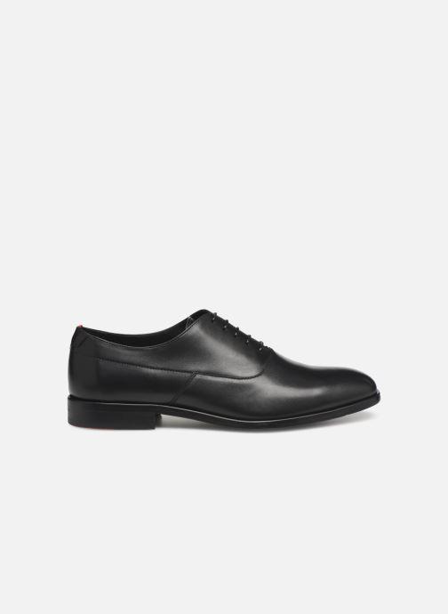 Chaussures à lacets Hugo Midtown Oxfr bu Noir vue derrière