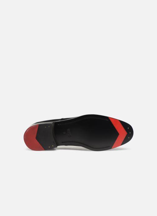 Chaussures à lacets Hugo Midtown Oxfr bu Noir vue haut