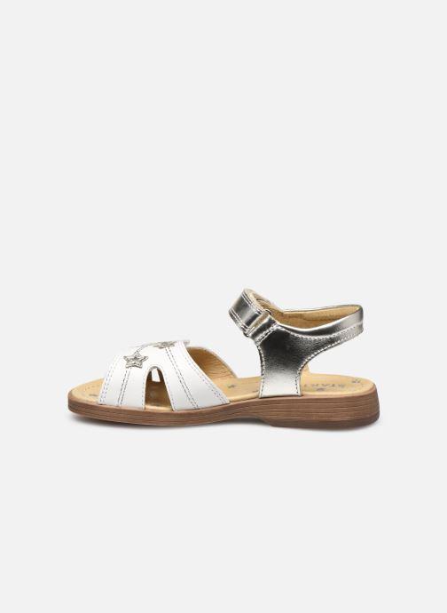 Sandales et nu-pieds Start Rite Twinkle Argent vue face