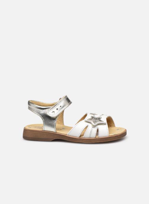 Sandales et nu-pieds Start Rite Twinkle Argent vue derrière