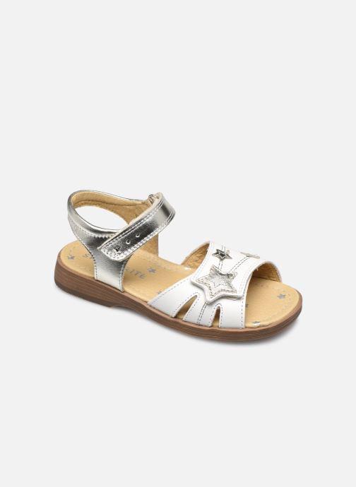 Sandales et nu-pieds Start Rite Twinkle Argent vue détail/paire