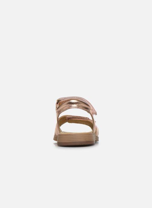 Sandali e scarpe aperte Start Rite Twinkle Oro e bronzo immagine destra