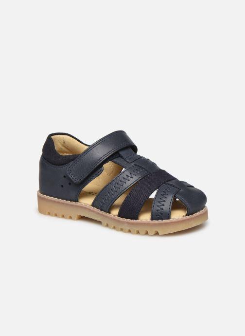 Sandaler Start Rite Park Blå detaljeret billede af skoene