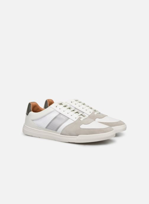 Sneakers BOSS Cosmopool Tenn tpmx Bianco immagine 3/4