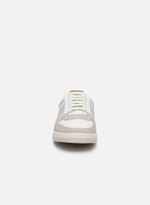 Baskets BOSS Cosmopool Tenn tpmx Blanc vue portées chaussures