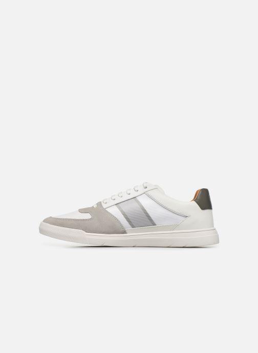 Sneakers BOSS Cosmopool Tenn tpmx Wit voorkant
