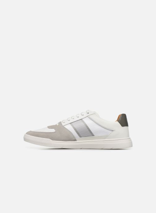 Sneakers BOSS Cosmopool Tenn tpmx Bianco immagine frontale