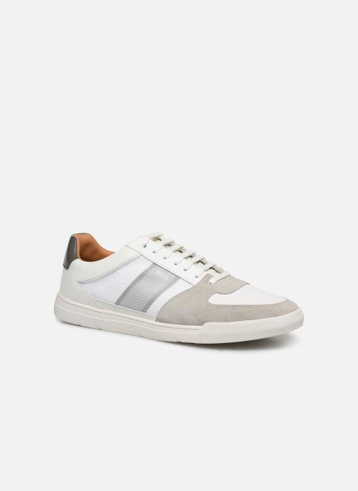 Sneakers BOSS Cosmopool Tenn tpmx Wit detail