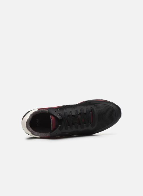 Sneaker BOSS Parkour Runn strb blau ansicht von links