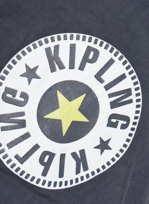 Rucksäcke Kipling Seoul S grau ansicht von links