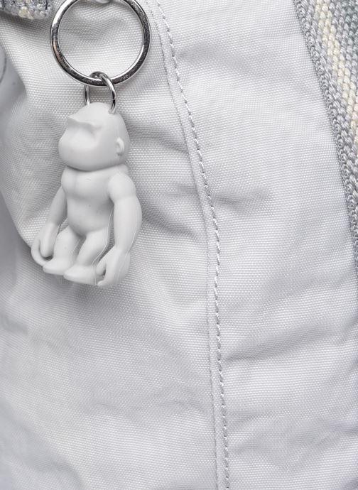 Sacs à main Kipling ASSENI MINI Blanc vue gauche