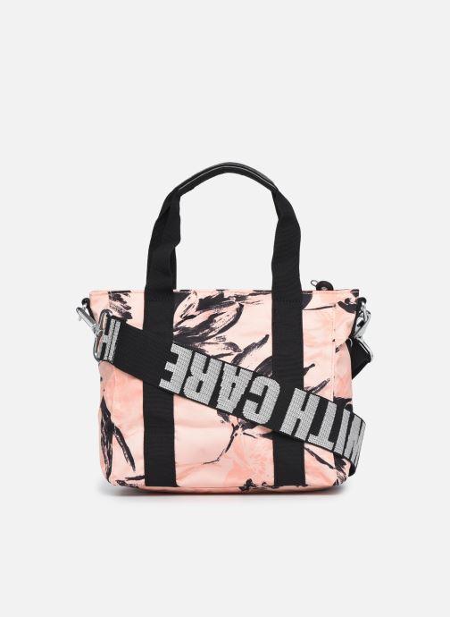 Handtaschen Kipling Asseni mini orange ansicht von vorne