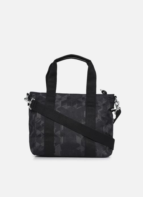 Handtaschen Kipling Asseni mini grau ansicht von vorne