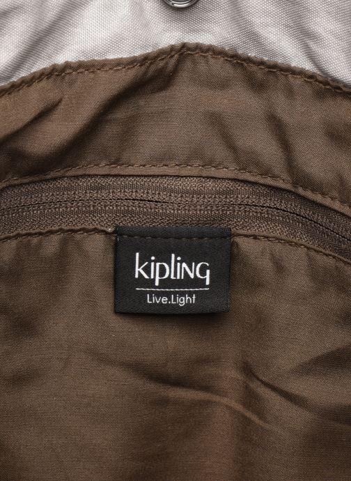 Handtaschen Kipling ALMATO AGELAND grau ansicht von hinten