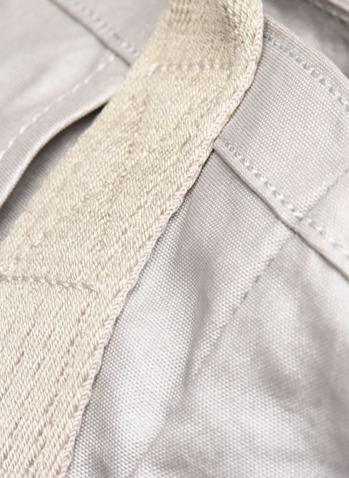 Handtaschen Kipling ALMATO AGELAND grau ansicht von links