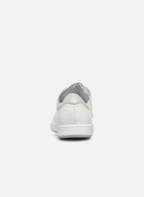 Baskets Pataugas JAYO F2E Blanc vue droite