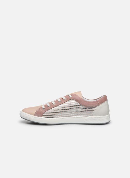 Sneakers Pataugas JOHANA F2E Roze voorkant