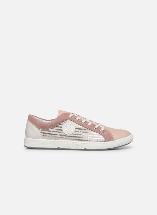 Sneakers Pataugas JOHANA F2E Roze achterkant