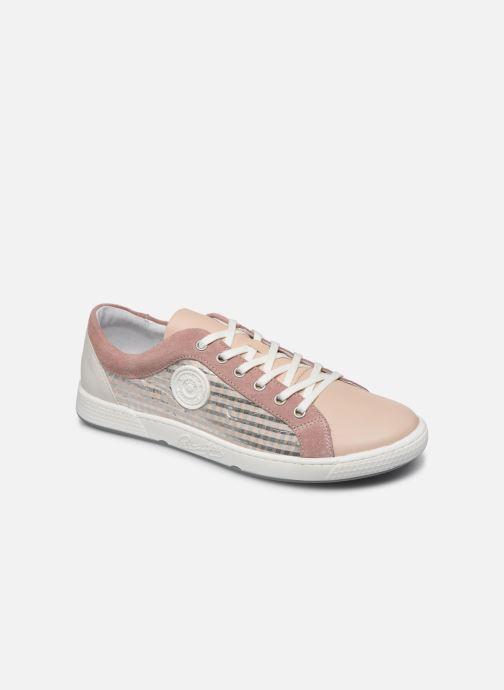 Sneakers Pataugas JOHANA F2E Roze detail