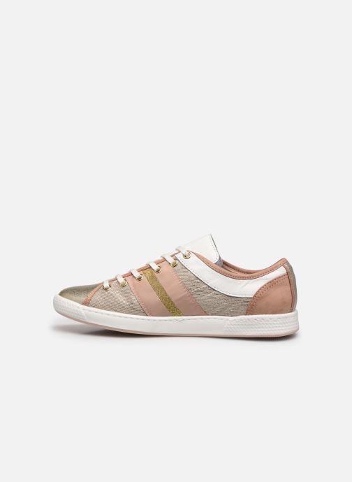 Sneakers Pataugas JUMEL/M F2E Goud en brons voorkant