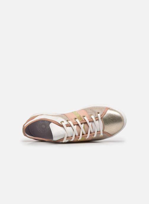 Sneakers Pataugas JUMEL/M F2E Goud en brons links