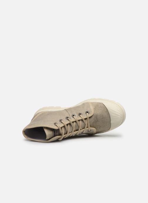 Sneakers Pataugas AUTHENTIQ/T F2E Beige immagine sinistra