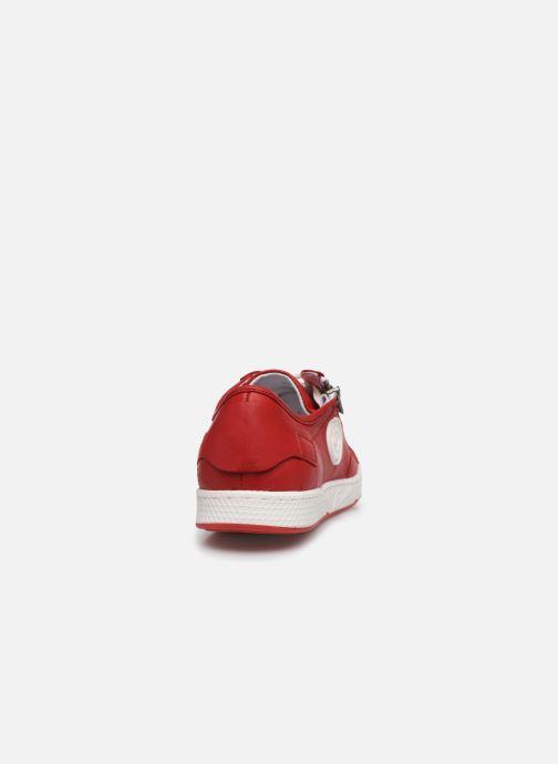 Sneakers Pataugas JESTER/N F2E Rosso immagine destra