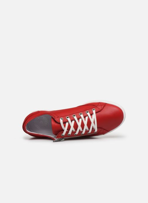Sneakers Pataugas JESTER/N F2E Rosso immagine sinistra