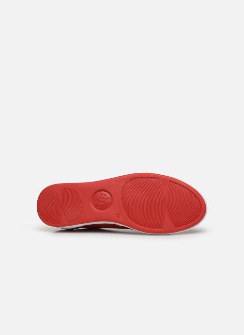 Sneakers Pataugas JESTER/N F2E Rosso immagine dall'alto