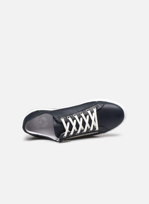 Sneakers Pataugas JESTER/N F2E Azzurro immagine sinistra
