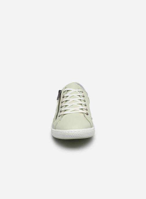 Baskets Pataugas JESTER/N F2E Vert vue portées chaussures
