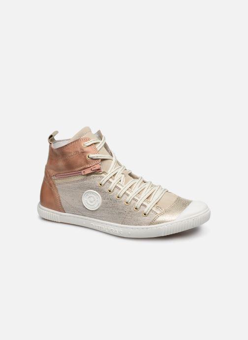Sneakers Pataugas BANJOU F2F Oro e bronzo vedi dettaglio/paio