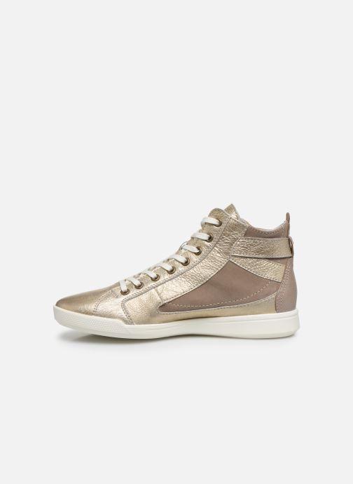 Sneakers Pataugas PALME/M F2E Oro e bronzo immagine frontale