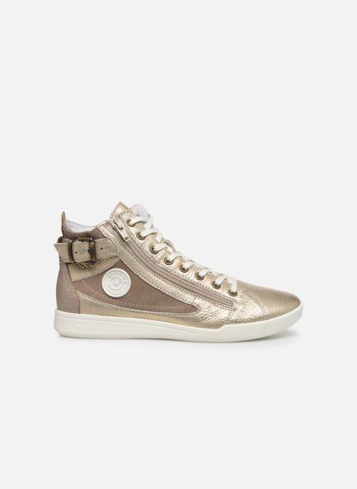 Sneakers Pataugas PALME/M F2E Oro e bronzo immagine posteriore