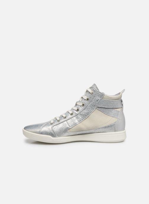 Sneakers Pataugas PALME/M F2E Argento immagine frontale