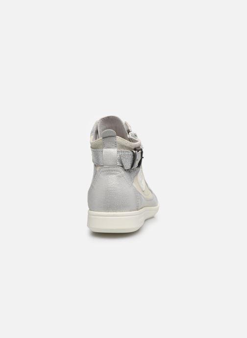 Sneakers Pataugas PALME/M F2E Argento immagine destra