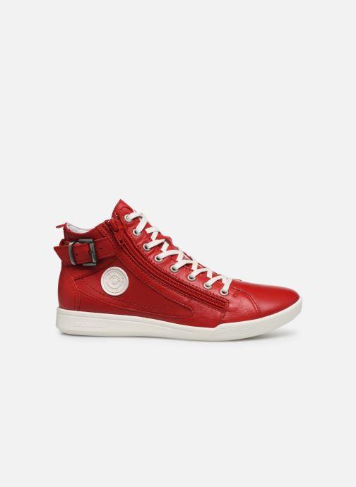 Sneakers Pataugas PALME/N F2E Rosso immagine posteriore