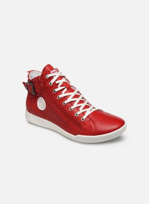 Sneakers Pataugas PALME/N F2E Rosso vedi dettaglio/paio
