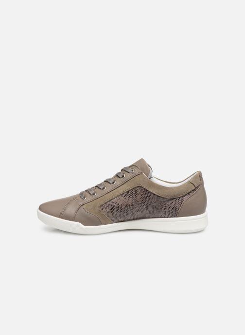 Sneakers Pataugas PAULINE/S F2F Marrone immagine frontale