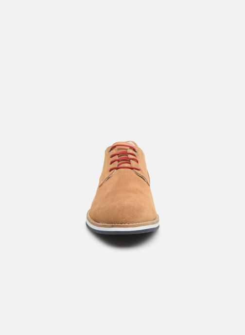 Pataugas WILLIAM H2F (Marron) - Chaussures à lacets (417401)